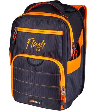 Grays Grays Flash 50 Backpack Zwart/Oranje
