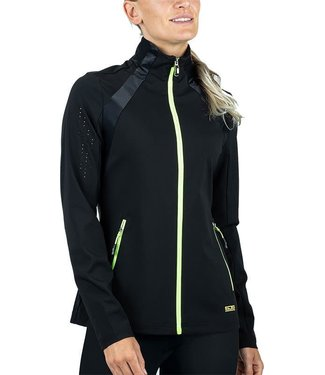 Sjeng Sports Sjeng Sports Jackie Trackjacket Black