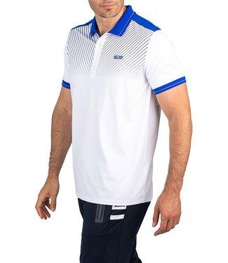 Sjeng Sports Sjeng Lyron Polo White