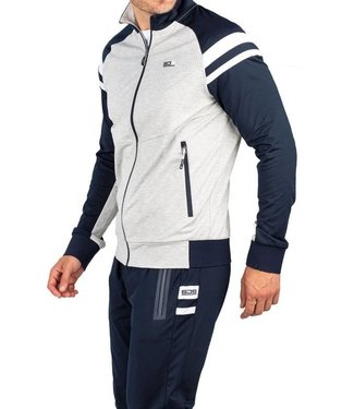 Sjeng Sports Sjeng Faray Jacket Grey/Navy