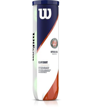 Wilson Wilson Roland Garros Official Ball 4X
