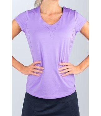 Sjeng Sports Sjeng Libby Tee Purple