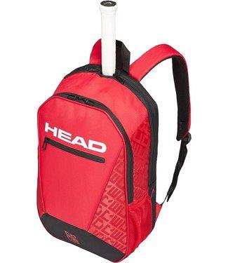 Head Head Core Backpack Red/Black