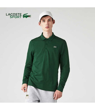 Lacoste Lacoste Sport Polo Longsleeves Green