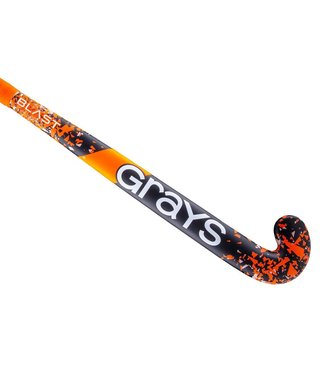 Grays Grays Blast Hout Junior Black/Orange