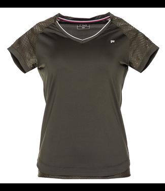 Fila Fila Johanna T-Shirt Green