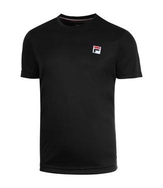 Fila Fila Fenno T-Shirt Black