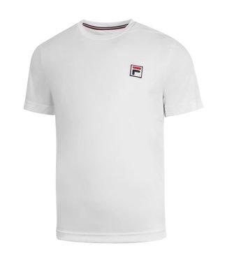 Fila Fila Fenno T-Shirt White