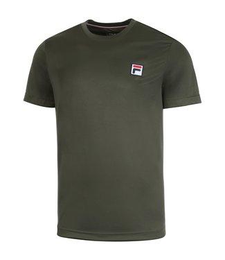 Fila Fila Fenno T-Shirt Green