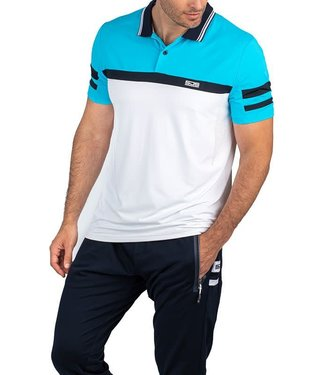 Sjeng Sports Sjeng Leon Polo White/Blue