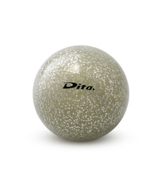 Dita DITA Hockey Ball Glitter in Blister Silver