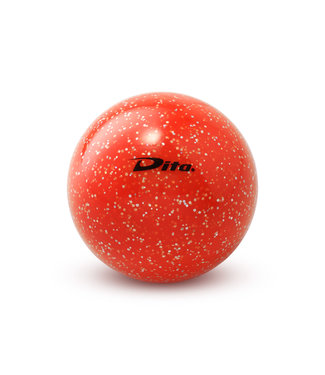 Dita DITA Hockey Ball Glitter in Blister Orange