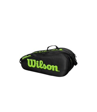 Wilson Wilson TEAM 2 COMP Tennistas Black/Green