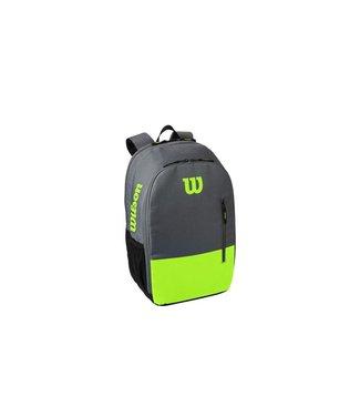 Wilson Wilson TEAM BACKPACK Green/Grey