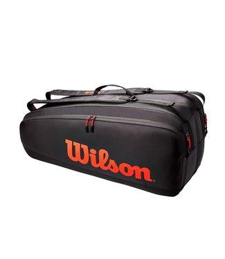 Wilson Wilson TOUR 6 PK Tennistas Red/Black