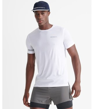 Superdry Superdry Sport Featherweight Tee White