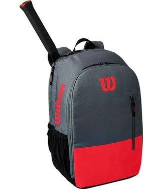 Wilson Wilson Team Backpack Red/Grey