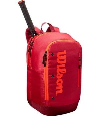 Wilson Wilson Tour Backpack Red/Orange