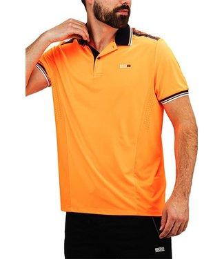 Sjeng Sports Sjeng Grind Polo Orange