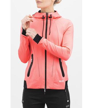 Sjeng Sports Sjeng Debbie Hooded Jacket Pink
