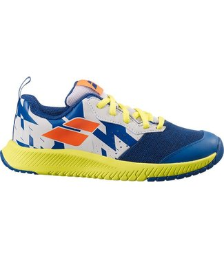 Babolat Babolat Pulsion All Court Junior Blue/Yellow