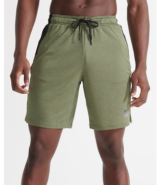 Superdry Superdry Sport Training Relaxed Shorts Green