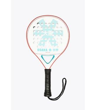 Osaka Osaka Padel Racket - Deshi Kids - Tyro Frame - Soft Touch - Aqua Blauw