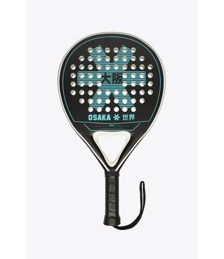 Osaka Osaka Padel Racket - Deshi - Tyro Frame - Soft Touch - Aqua Blauw
