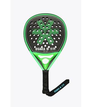Osaka Osaka Padel Racket - Vision Pro - Power Frame - Soft Touch - Iconic Black