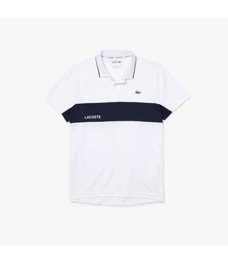 Lacoste Lacoste Sport Colorblock Polo White/Navy