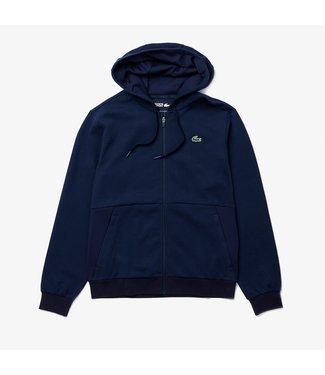 Lacoste Lacoste Sport Sweater Hoody Navy