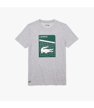 Lacoste Lacoste Sport T-Shirt Croco Green