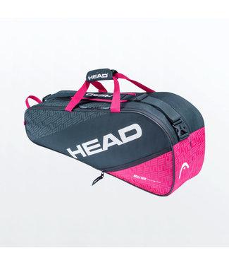 Head Head Elite 6R Combi Pink