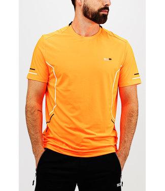 Sjeng Sports Sjeng Duke Tee Orange