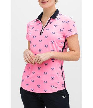 Sjeng Sports Sjeng Brenda Polo Pink