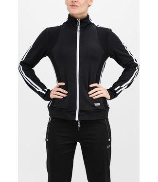 Sjeng Sports Sjeng Dionne Trackjacket Black