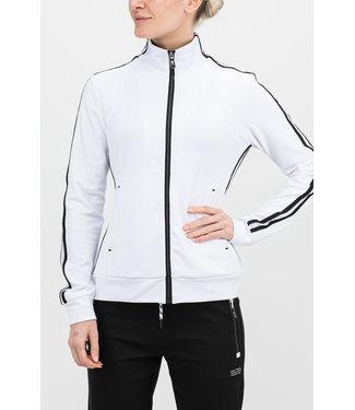 Sjeng Sports Sjeng Dionne Trackjacket White
