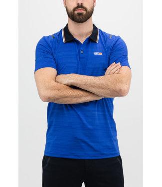 Sjeng Sports Sjeng Desmond Polo Royal Blue