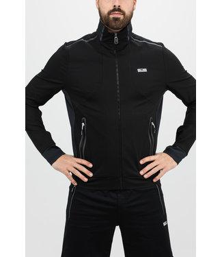 Sjeng Sports Sjeng Jeff Trackjacket Black