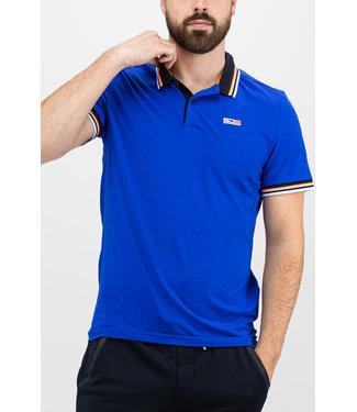 Sjeng Sports Sjeng Griffin Polo Royal Blue