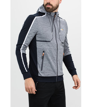 Sjeng Sports Sjeng Nathon Jacket Grey Melange