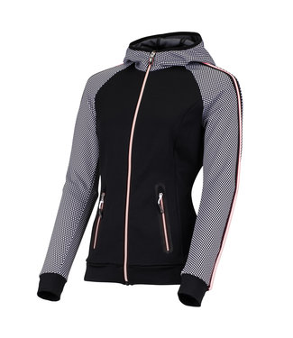 Sjeng Sports Sjeng Kailies Plus Jacket Black