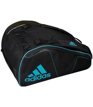 Adidas Adidas Racketbag Tour Blue/Yellow