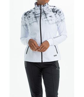 Sjeng Sports Sjeng Althea Trackjacket White