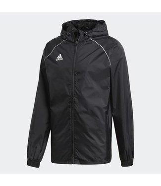 Adidas Adidas Core 18 Rain Jacket Junior Black