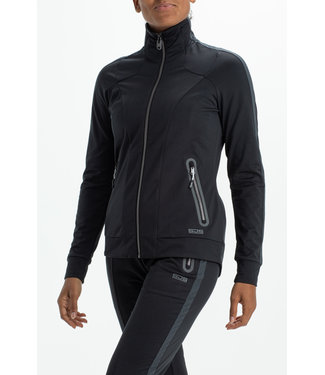 Sjeng Sports Sjeng Ashley Trackjacket Black