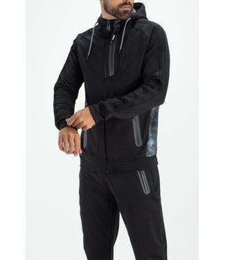Sjeng Sports Sjeng Alvin Hooded Jacket Black