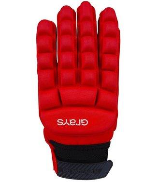 Grays Grays International Pro Indoor Handschoen Red/Black