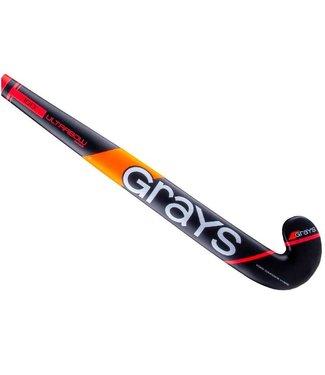 Grays Grays 100i Ultrabow Hout Junior Indoor Black/Red