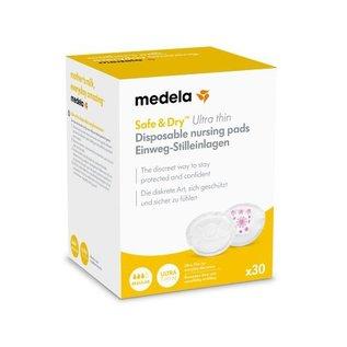 Medela Safe Dry™Ultra thin – Einweg-Stilleinlagen